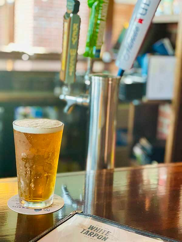 Cold Beer on Tap