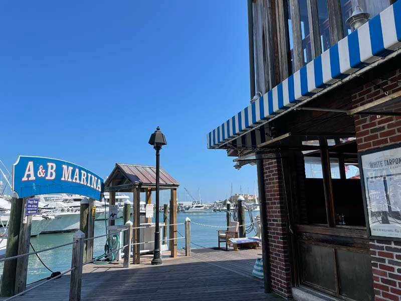 Historic A&B Marina