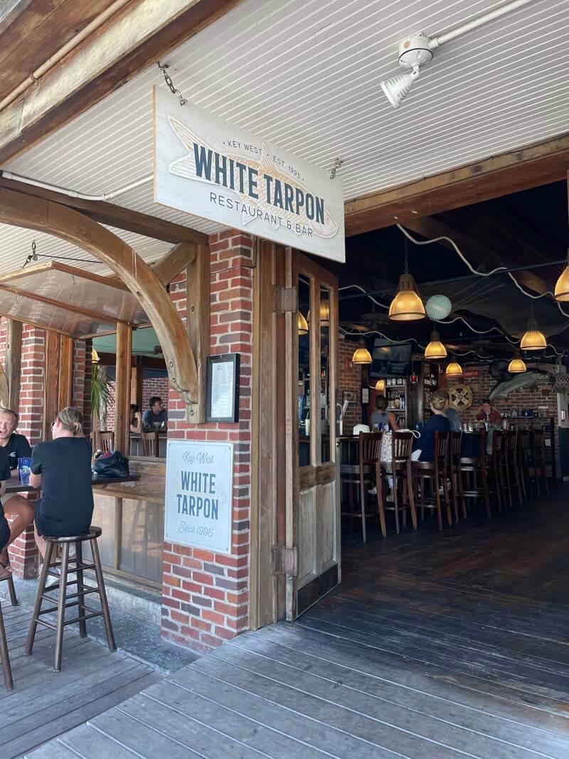 Welcome to The White Tarpon